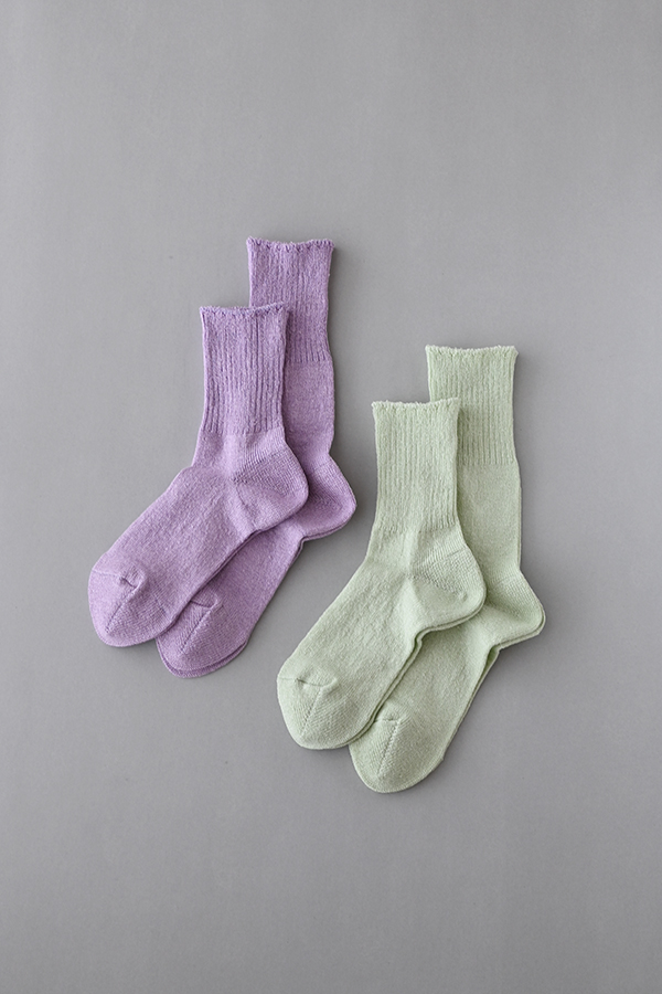 足の衣 麻