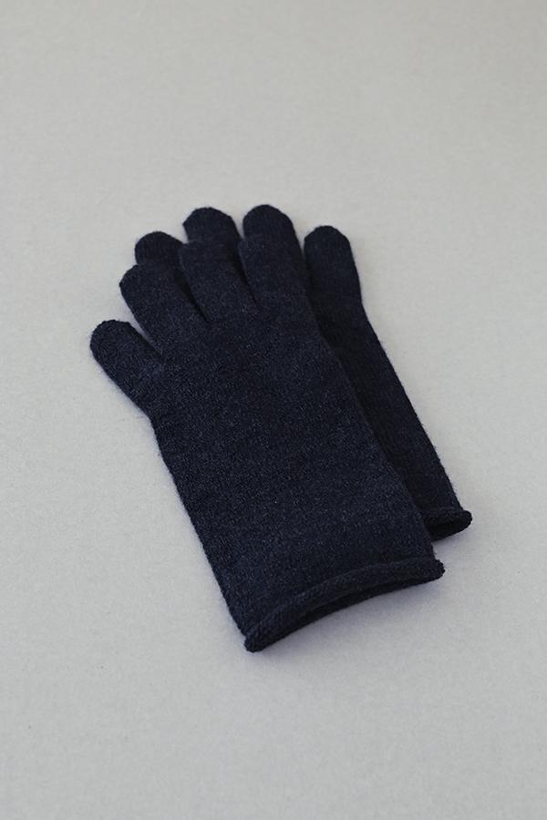 オーガニックウールの手袋
